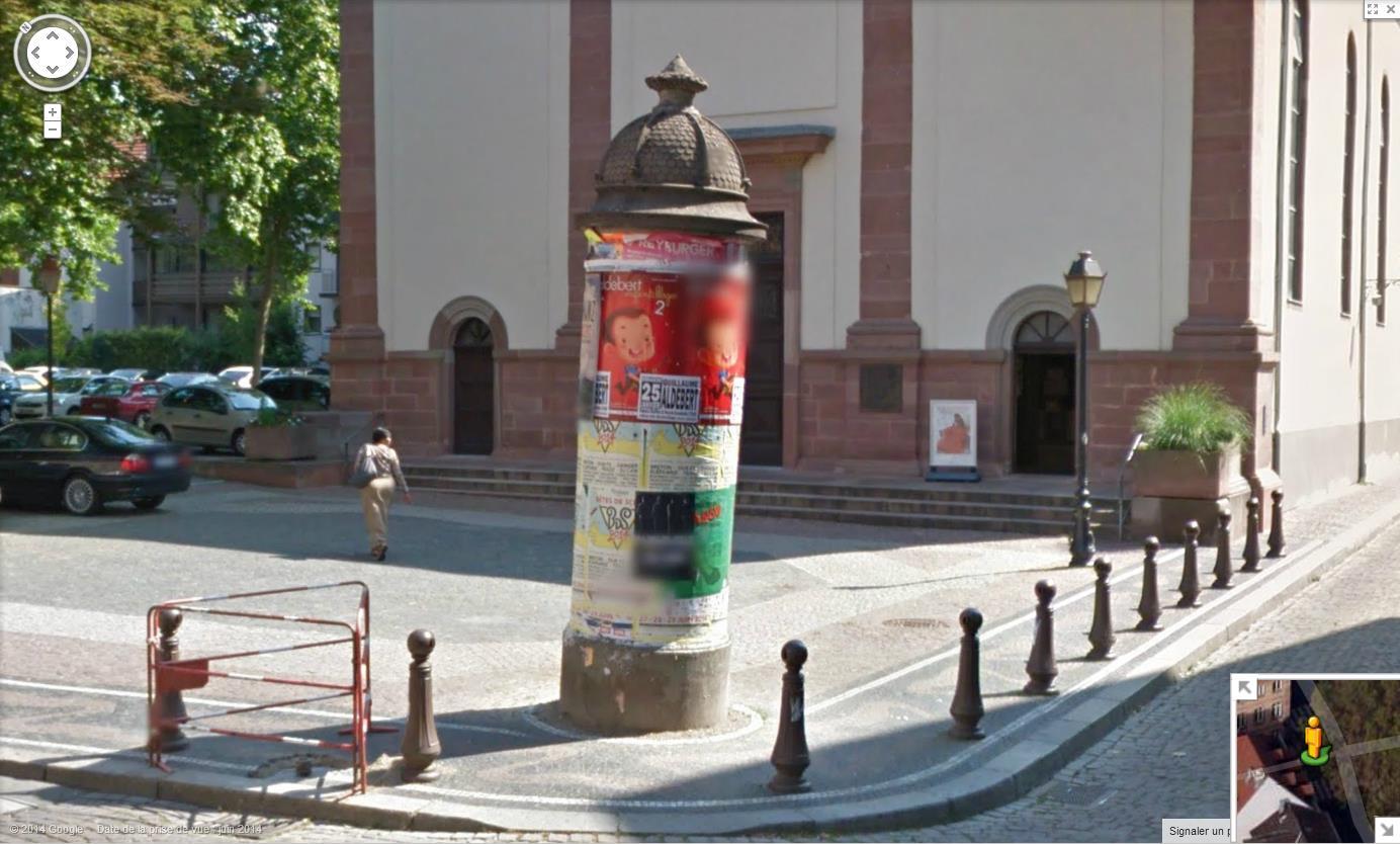 Les colonnes Morris en France 968352colonnemorrisMulhouse12
