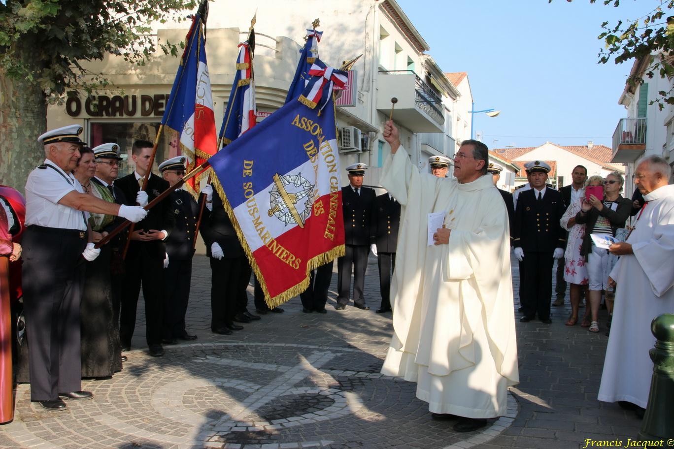 [ Associations anciens Marins ] 65 ème Congrès de l'AGSM 2016 au Grau du Roi 9683587818
