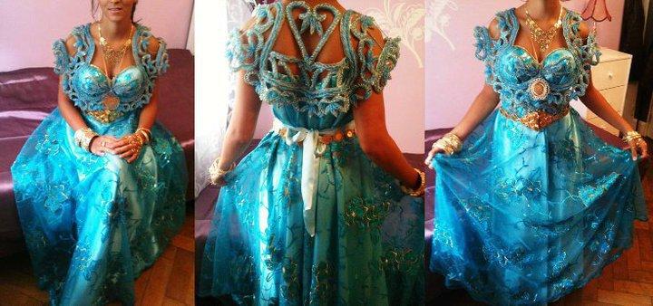 فساتين تقليدية للعروس الجزائرية-----سطايفي 968389st2