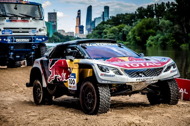 Peugeot dans les starting-blocks pour le Silk Way Rally ! 968406595f82a4018be