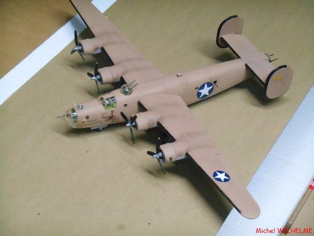 B24.D LIBERATOR kit 1/72 Revell 969069DSCN8516Copier