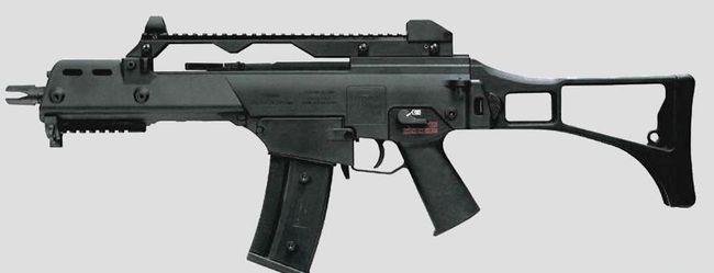 L'Armurerie W40K :  armes pour les grands enfants ! 969554G36C
