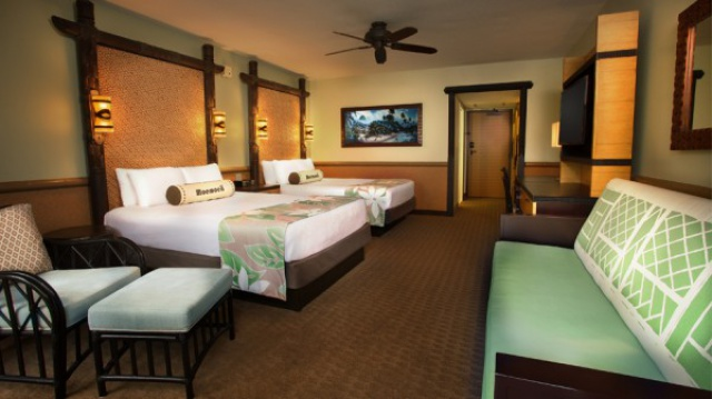 [Disney's Polynesian Village Resort] Relooking de l'hôtel + Disney Vacation Club (2015) - Page 2 969958p14