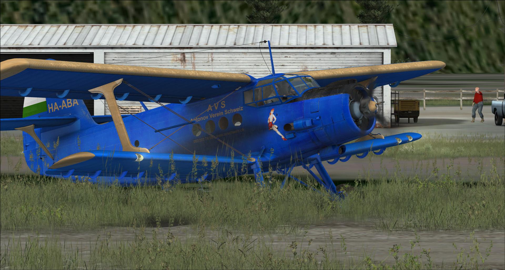 Antonov AN 2 97038120139511271744