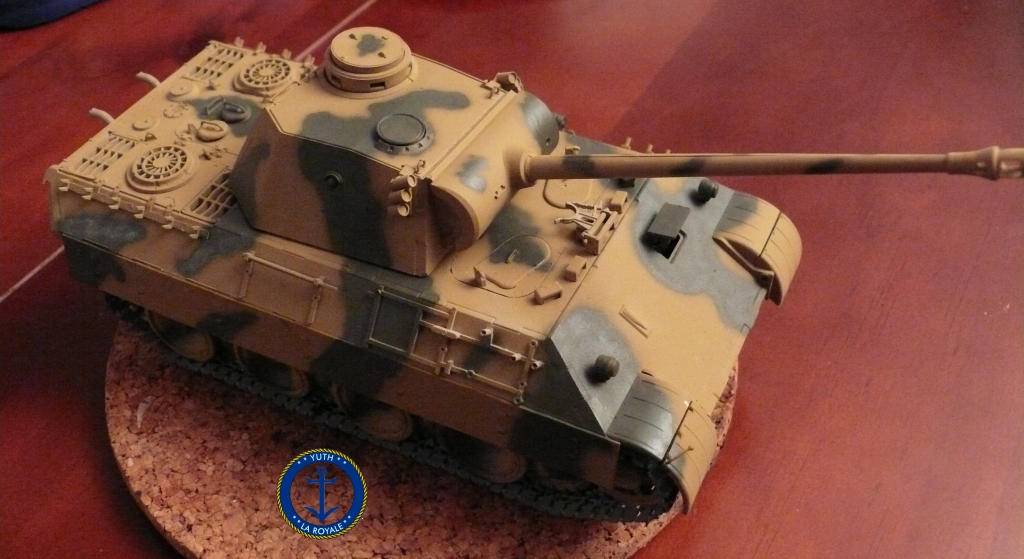 Panzerkampfwagen Panzer V Panther Ausf D. - Page 3 970531panther11