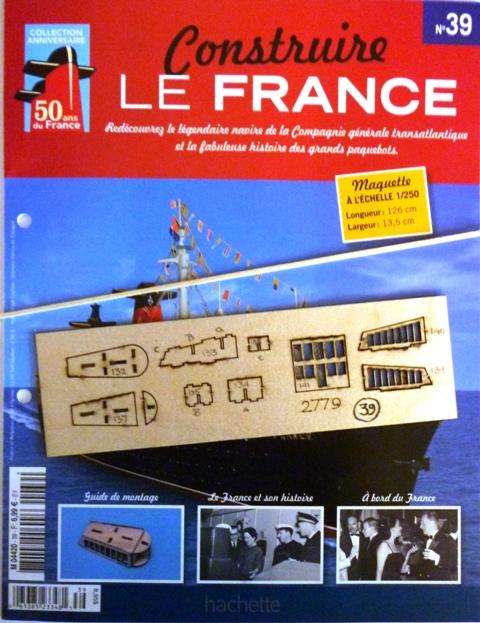 Le france  au 1/250è - hachette-Amati - Page 6 972114Fasc039r