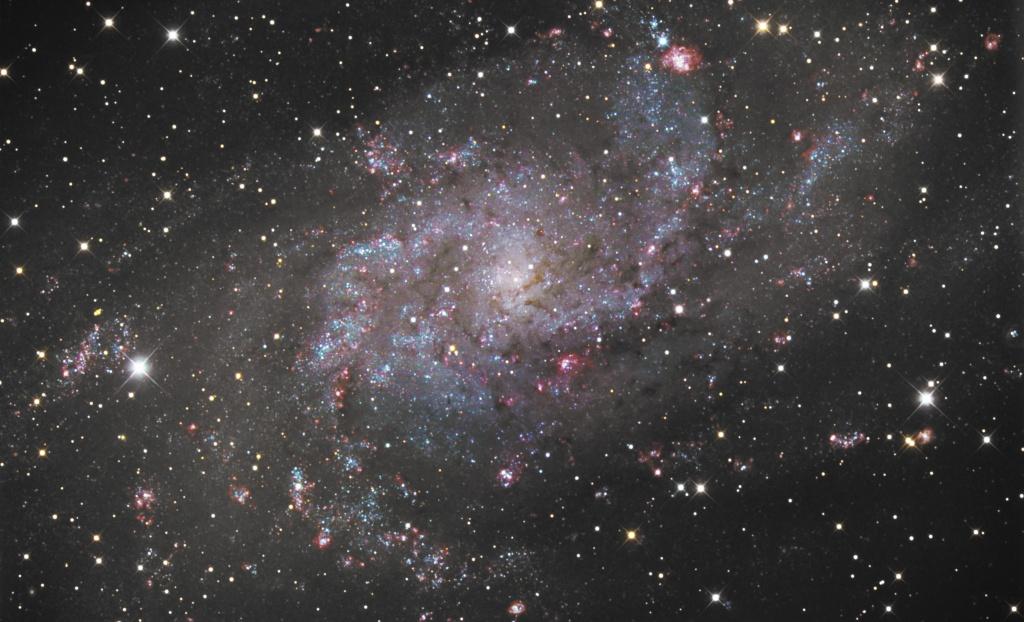 M33 à l' ODK16 972925M33LRVBHAv7bin1x1