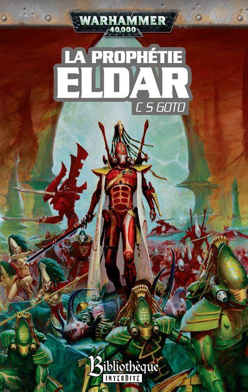 Récits complets Warhammer 40K 973652prophetieeldar