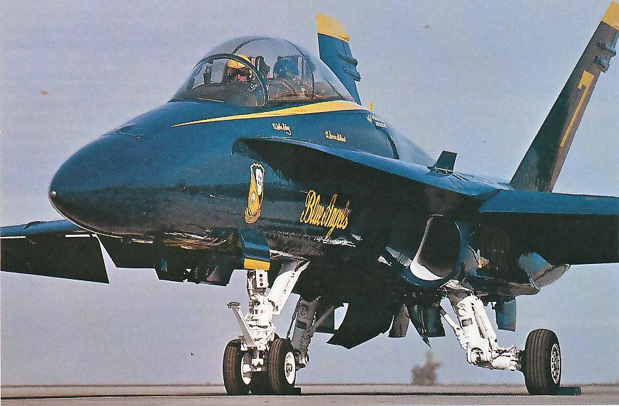 MCDONNELL-DOUGLAS F/A-18 HORNET  975646McDonnell_Douglas_F_18D_2