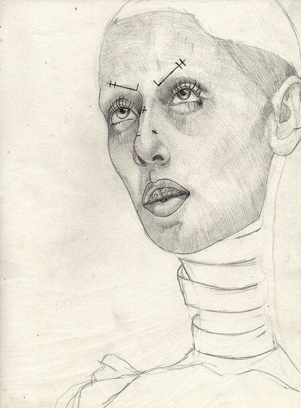 [En cours] Portrait 975767Uglyworldwideprogression