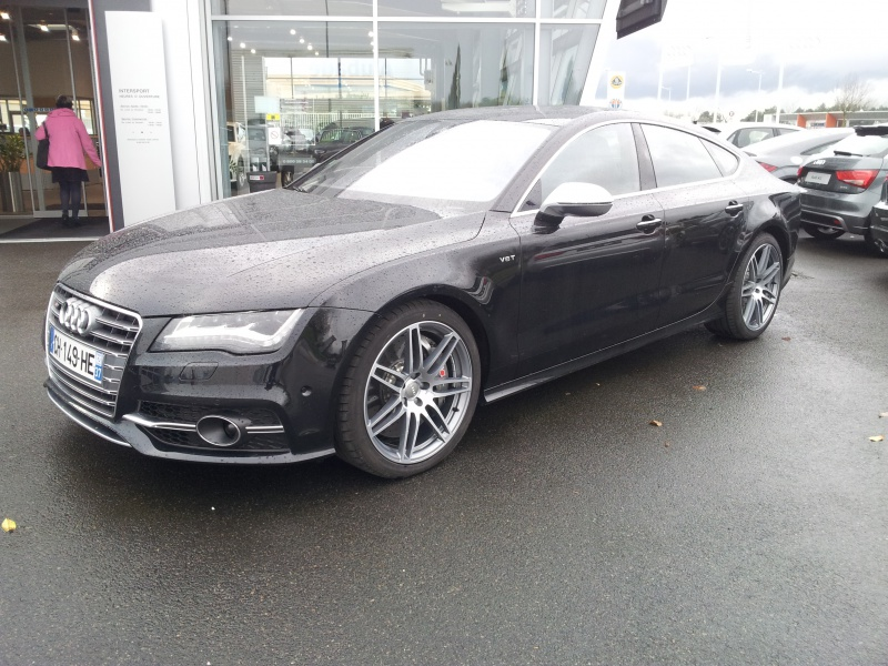 La Next TomRSMobile ! Audi A1 Sportback 122cv Sline Stronic Photos P11 - Page 2 97647020130214160711