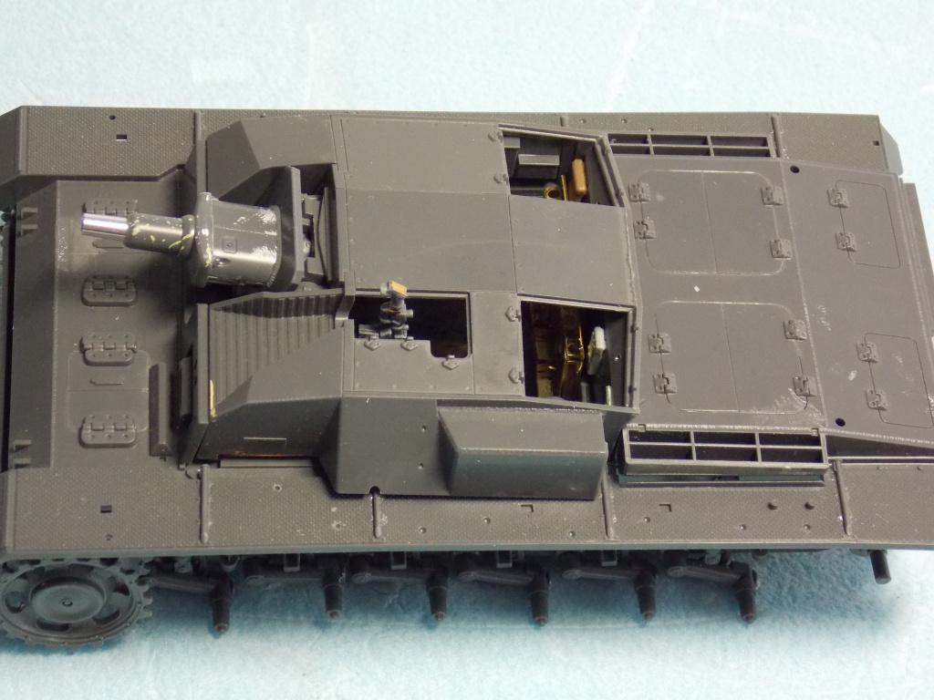 Quelque part front est été 41  Stug III ausf B (tamiya ) et SdKfz  252 (dragon ) 1/35 976616DSCN5384