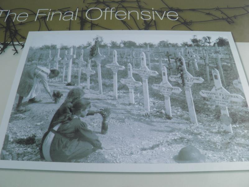 A la découverte des mémoriaux et cimetières militaires 976920P9040204