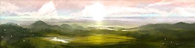 La Plaine au Cairn