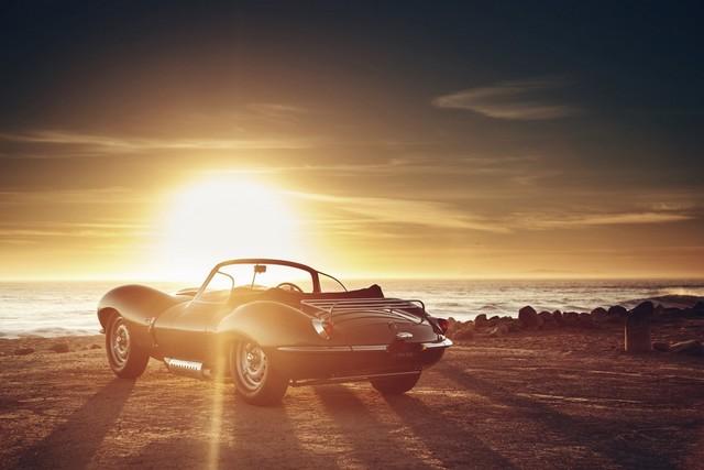 La « Nouvelle Jaguar XKSS D'origine » Dévoilée À Los Angeles  978274jaguarxkssla043