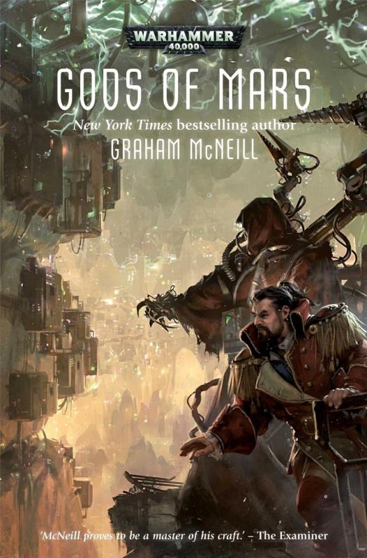 Gods of Mars de Graham McNeill 97855081uT2FpmCoLSL1500