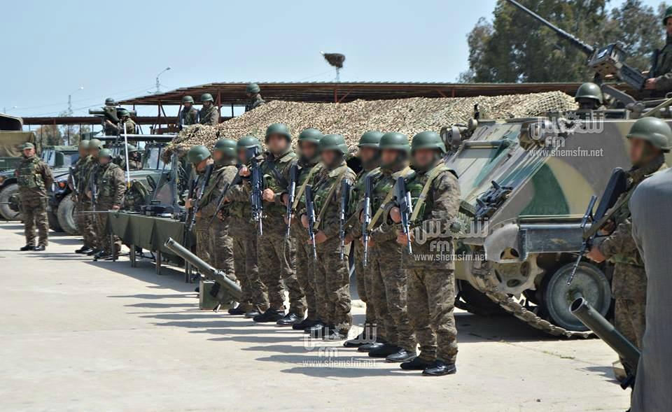 Armée Tunisienne / Tunisian Armed Forces / القوات المسلحة التونسية - Page 10 9793926