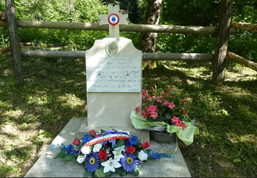 Commémoration Albert ROBIN  9799543903