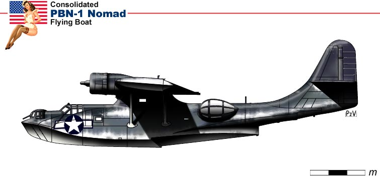 CONSOLIDATED PBY CATALINA  980089PBN1Nomad