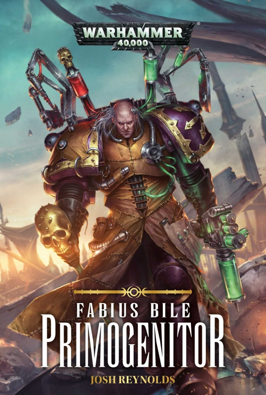 Programme des publications The Black Library 2016 - UK - Page 6 980519812kGASOOcL