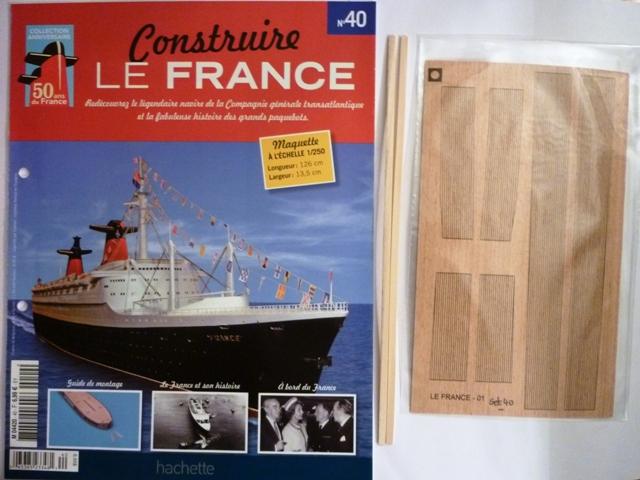 Le france  au 1/250è - hachette-Amati - Page 6 981492Fasc040r