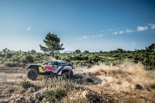 « Maximum Attact » Pour Peugeot, Avec Le Lancement De La 3008DKR MAXI 98301959529ae64b11f