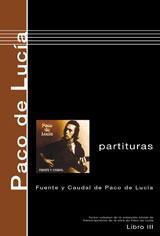 Transcription de  Paco de lucia par Juan Manuel Cañizares 983569FuenteyCaudalPacodeLucaLivredePartitions