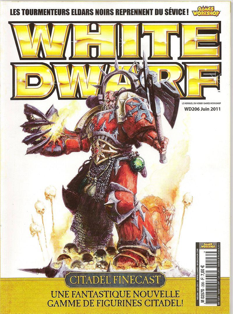 [Magazine] White Dwarf 986247WhiteDwarf206