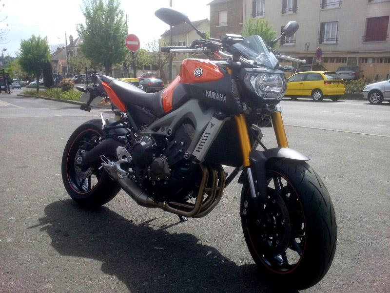 Photos de toutes les Yamaha MT-09 du forum ! :) 987243YTeix77
