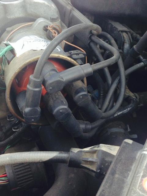 [ VW POLO 1.4 GL ess an 1997 ] Trou à l'accélération et bruit d'air 987559photo1