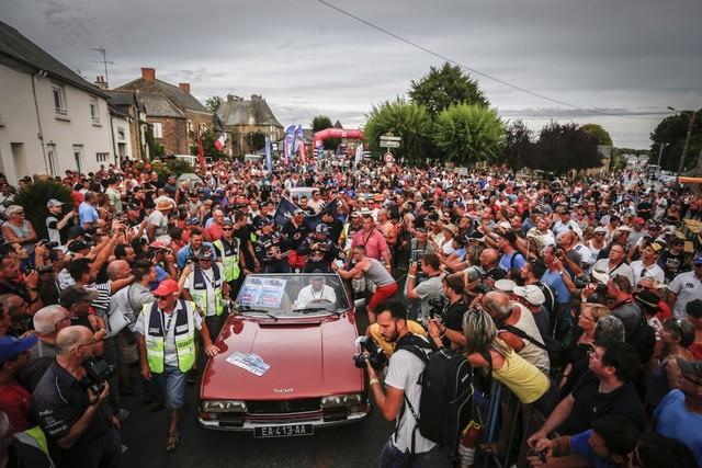 Rallycross - Beau podium de Sébastien Loeb et la PEUGEOT 208 WRX à domicile 9877192016RXFrance243