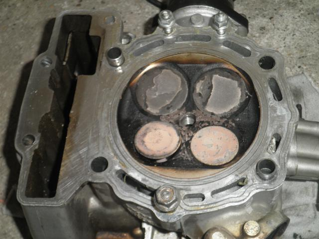 Cherche haut moteur klx 650 988105020626