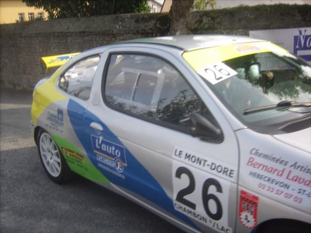 32è Rallye Tessy sur Vire Gouvets 2013 (vérifications techniques)  988531Aug3141