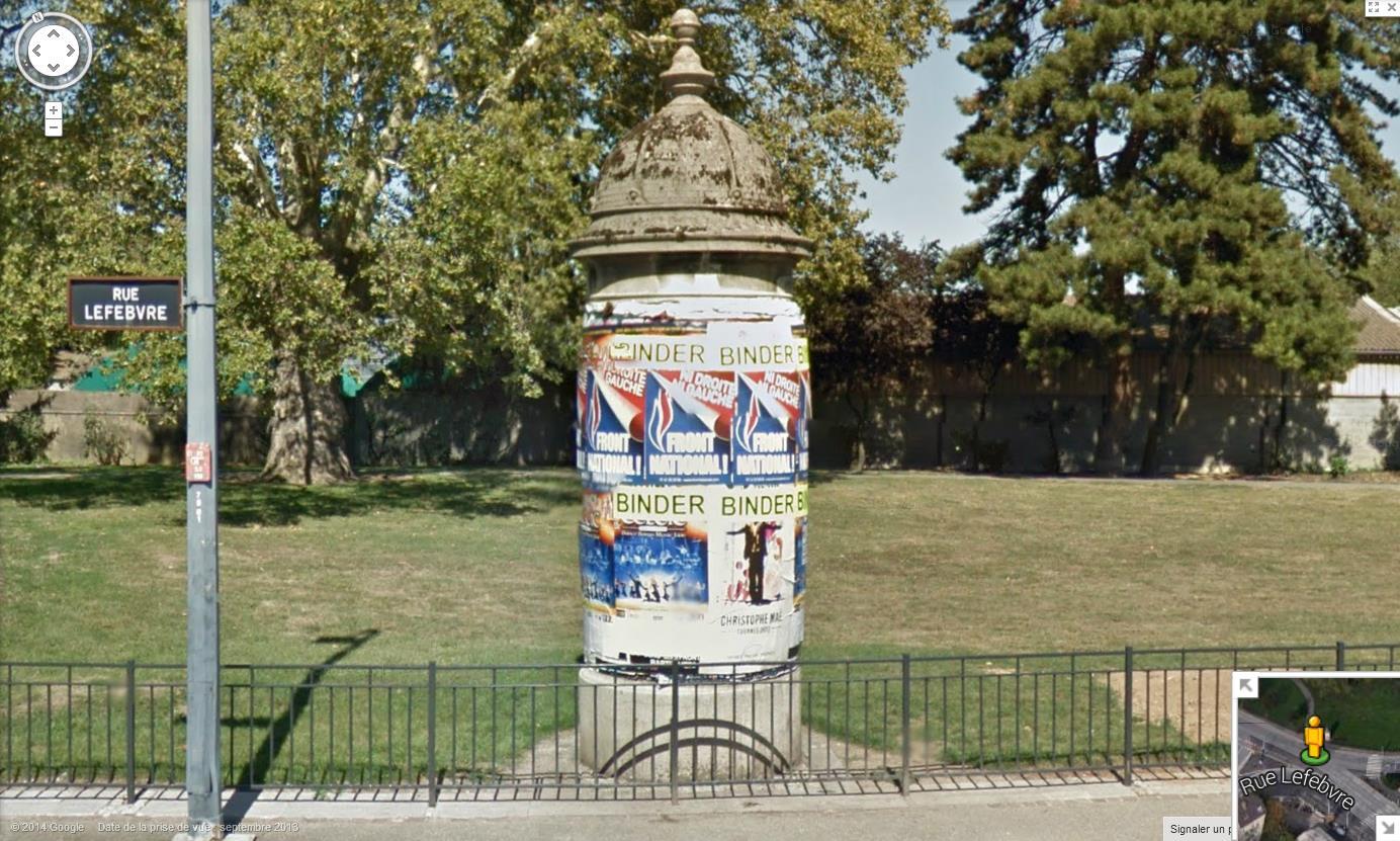 Les colonnes Morris en France 988949colonnemorrisMulhouse8