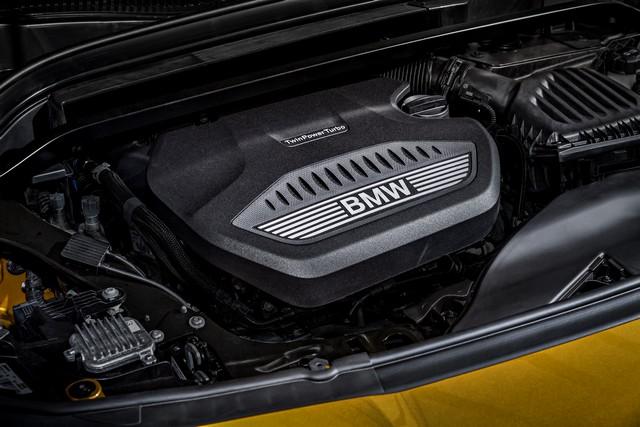 La nouvelle BMW X2 Silhouette élégante, dynamique exceptionnelle 990128P90278964highResthebrandnewbmwx2