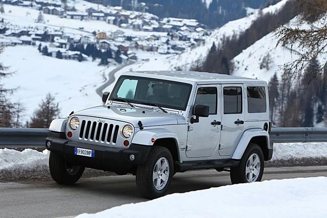 Série Limitée Jeep Wrangler Nautic présentée au Salon Nautique de Paris 991678110221JWranglerUlimited01