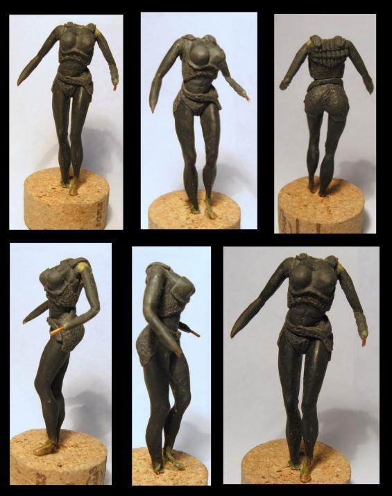 Dragon et Dragoniere (sculpture perso) 992511vbv133cjh