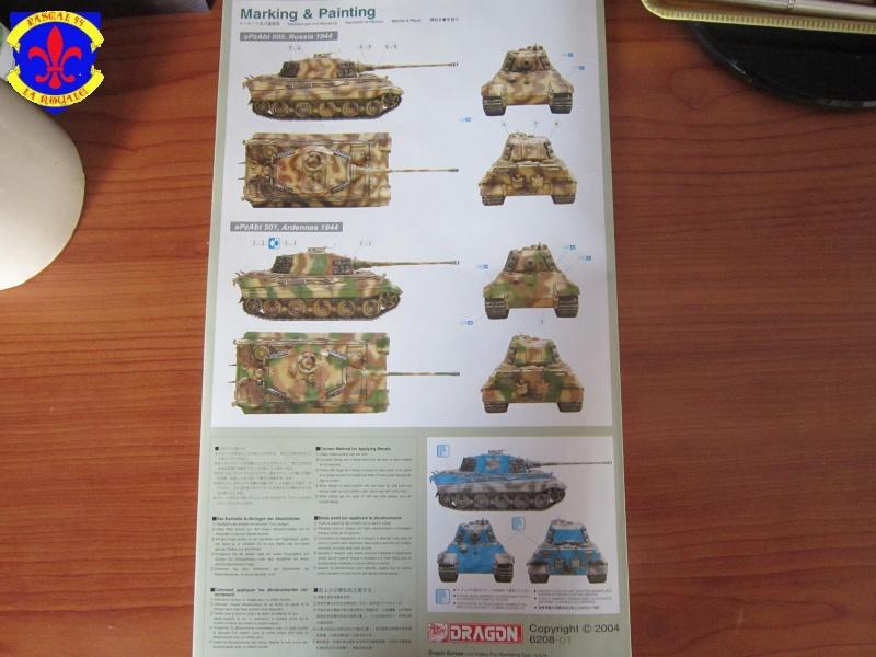 SD.KFZ.182 King Tiger a tourelle Henschel 993513IMG0528L
