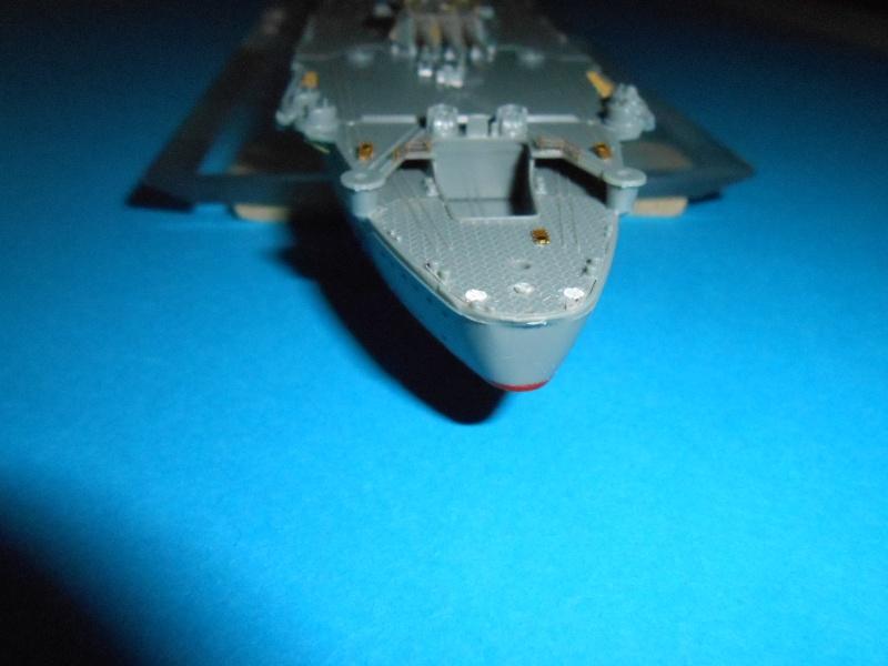 Yamato 1/700 fuji, PE,Pont en bois et babioles 993953loupyam006