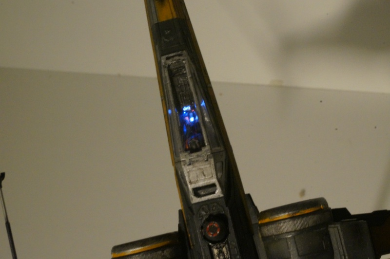 "X-Wing ""Resistance"" T-70 Bandaï 1/72 994461DSC01530"