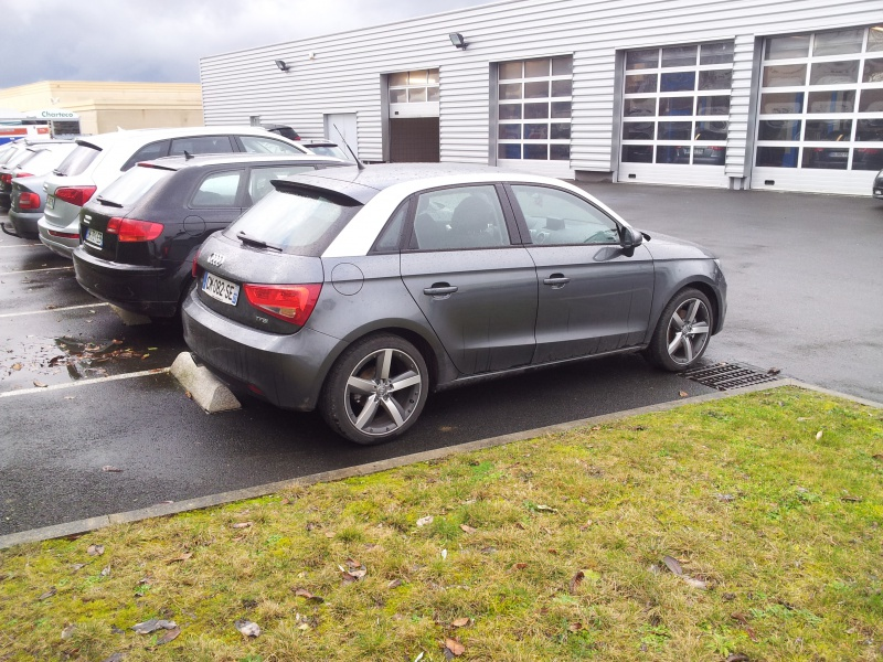 La Next TomRSMobile ! Audi A1 Sportback 122cv Sline Stronic Photos P11 - Page 2 99527920130214161104