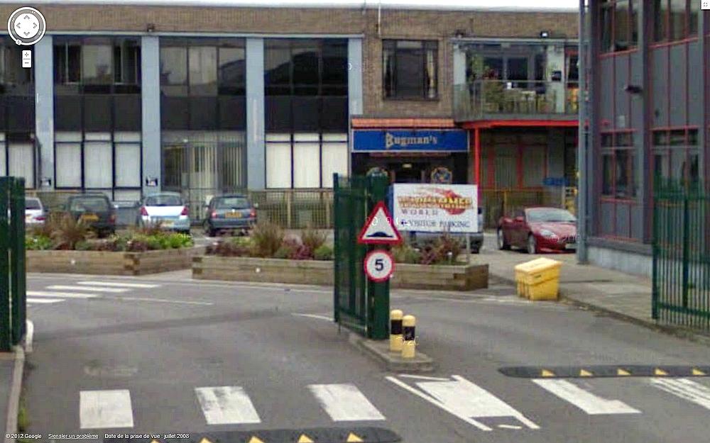 Games Workshop Ltd, Black LIbrary, Willow Road, Lenton, Nottingham 997110Bugmans
