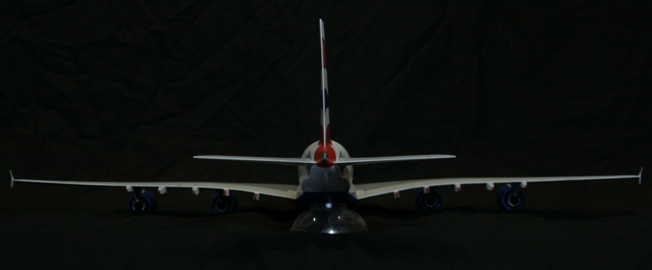 A380-800 British Airways Revell.1/144° 997722MG0733