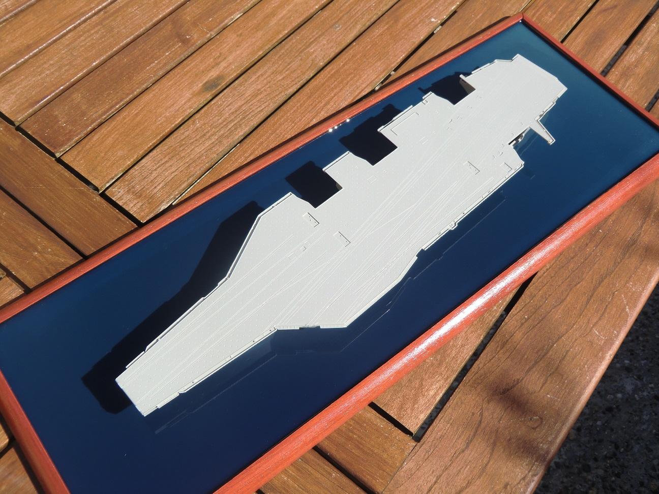 CVN 68 USS Nimitz Trumpeter 1/700  998172Nimitz4