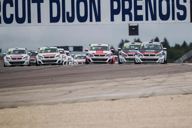 La Peugeot 308 Racing Cup Se Joue Des Conditions ! 99981159592f4c05cc9