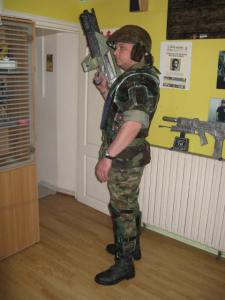 Armure ALIENS COLONIAL MARINES Mini_112399IMG3507