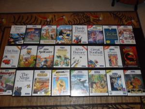Ma petite collection de jeux Master System Mini_120373SAM0078