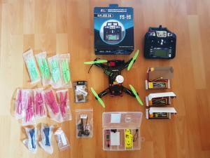 drone racer EACHINE 250 + radio FS-i6 Mini_24585220170813113638