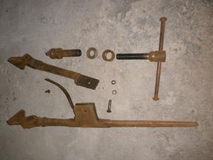 Restauration étau de forge Mini_265775eclat