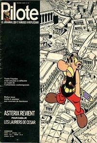 Pilote - Le journal d'Astérix et d'Obélix Mini_352614pilote621
